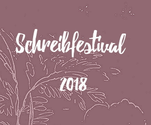 Schreibfestival 2018