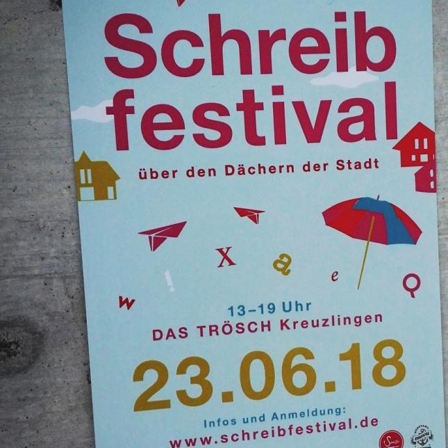 Schreibfestival