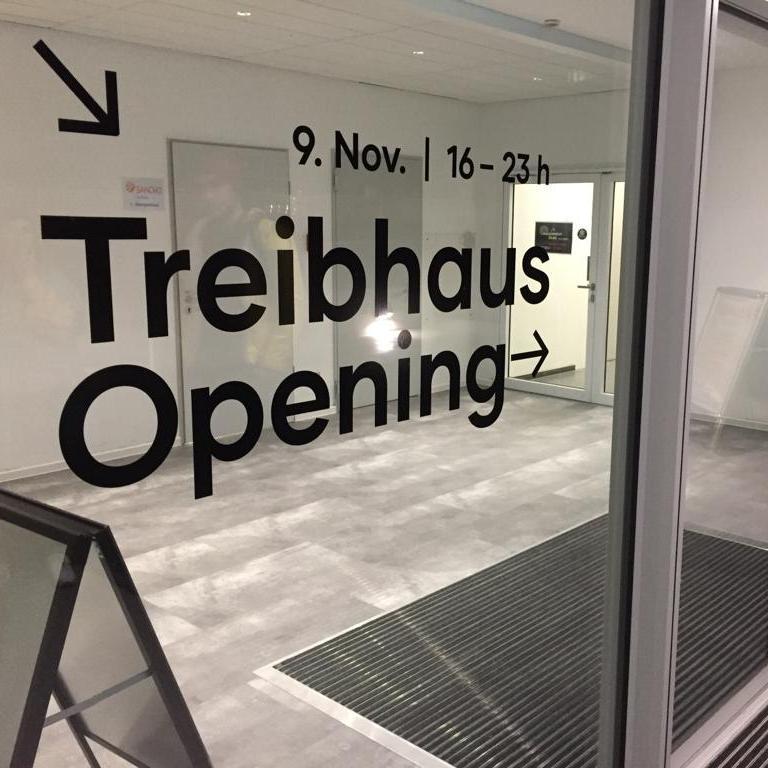 treibhaus opening 2
